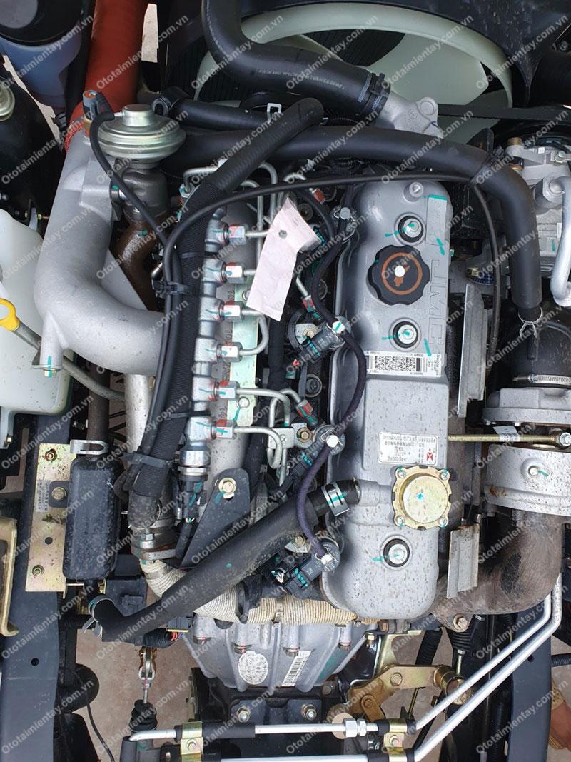 Cấu trúc máy Xe tải Đô Thành IZ200 1T9