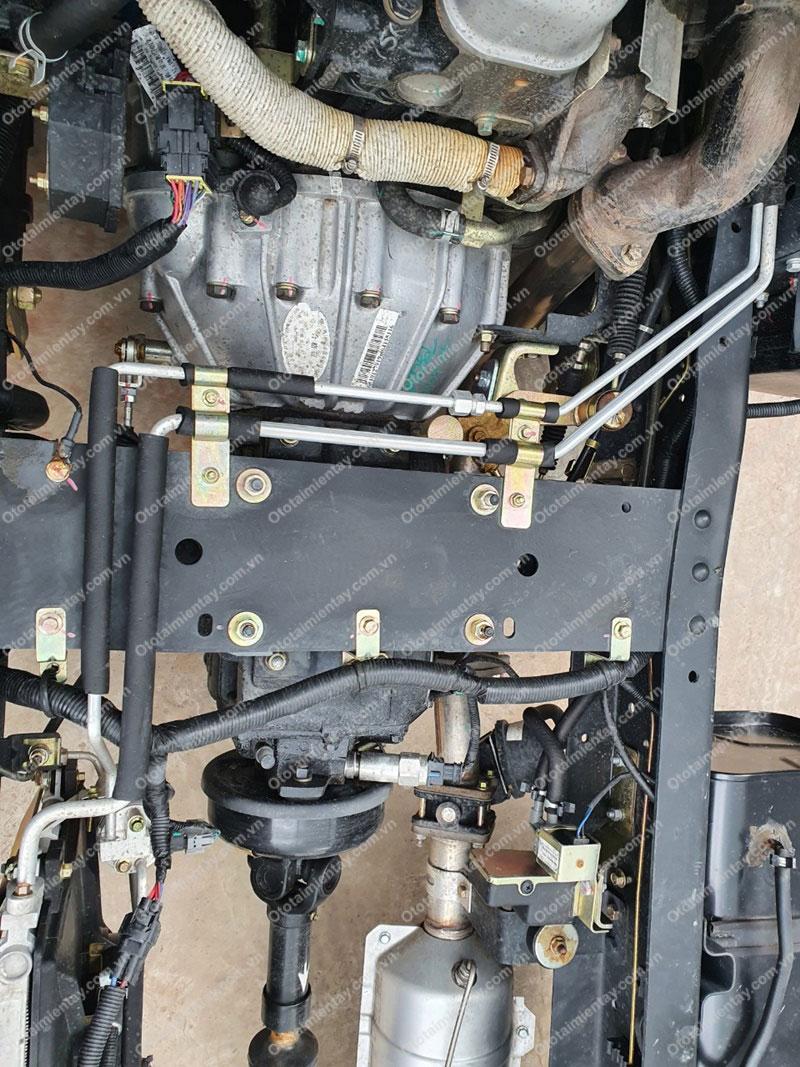 Động cơ Xe tải Đô Thành IZ200 1T9