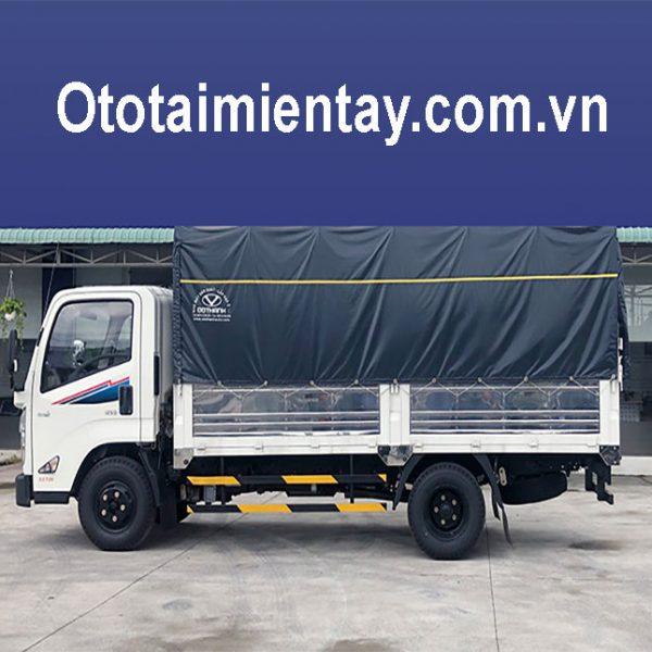 Xe Tải Đô Thành IZ68 1.9 tấn Thùng 5m