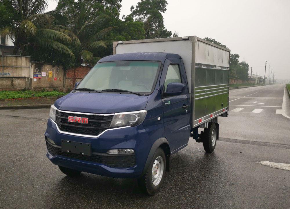 Xe tải Dongben SRM 990KG Thùng Kín