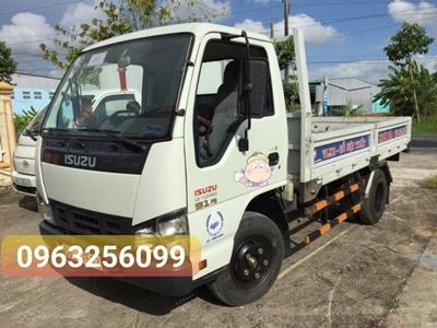 Xe tải ISUZU thùng lửng 2t4 2017