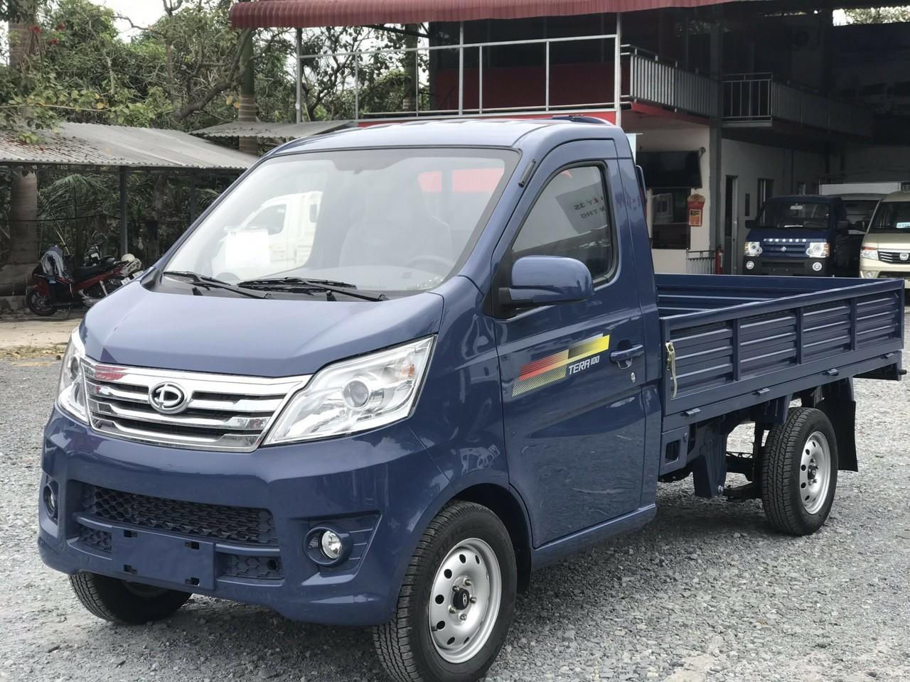 Xe tải tera 100 thùng lửng 990kg