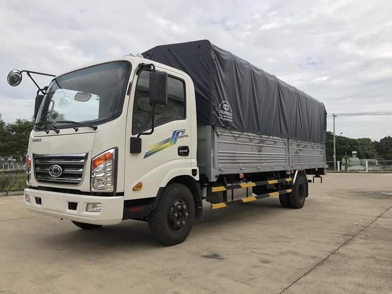 Xe Tải Tera 345SL 3 tấn 5 thùng 6m